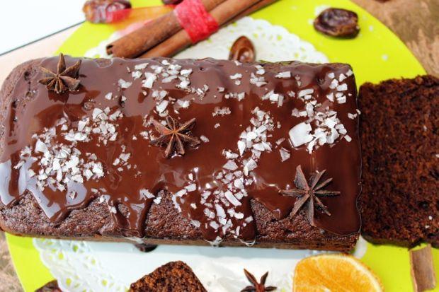Przepis  zdrowe ciasto kawowo-korzenne (fit) przepis