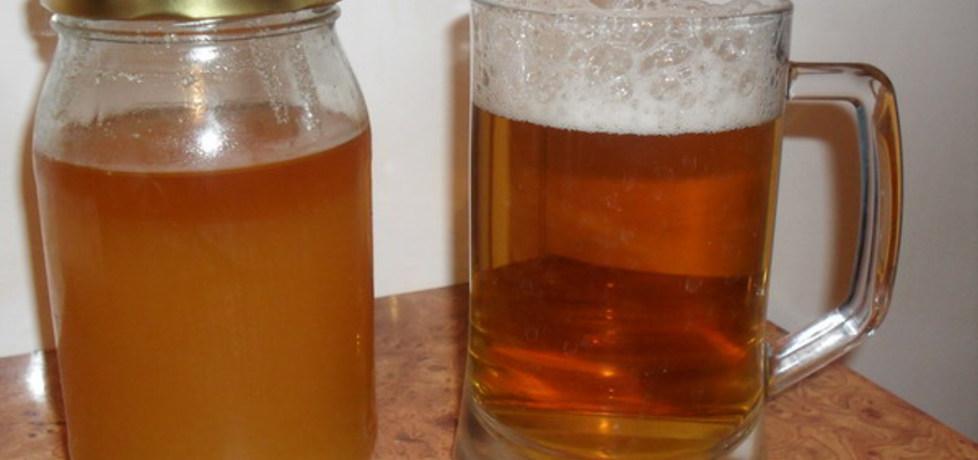 Piwo grzane z miodem (dobre na przeziębienie) (autor ...