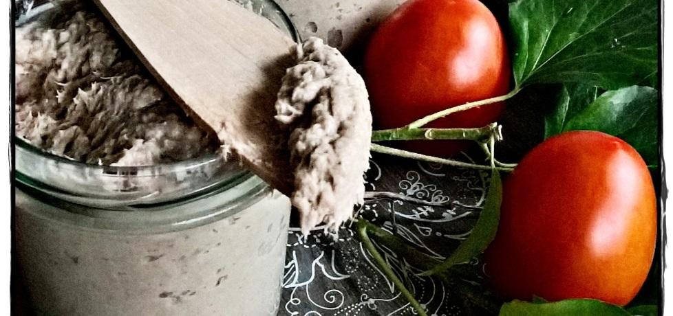 Pasztet drobiowy  ekspresowy zewy (autor: zewa)
