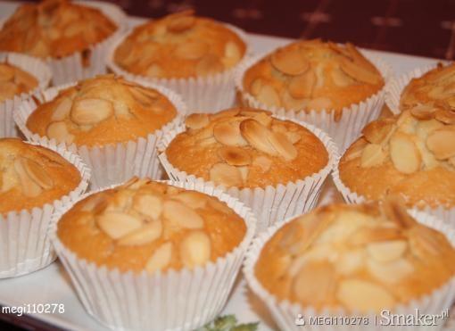 Migdałowe muffinki