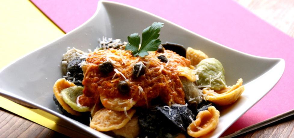 Arcobaleno z tuńczykowym pesto i kaparami. (autor: kejti ...