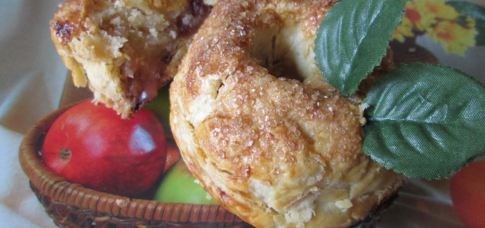 Jabłka w cieście francuskim własnej roboty (autor: katarzyna40 ...