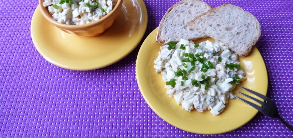 Sałatka śledziowa z serem (autor: renatazet)