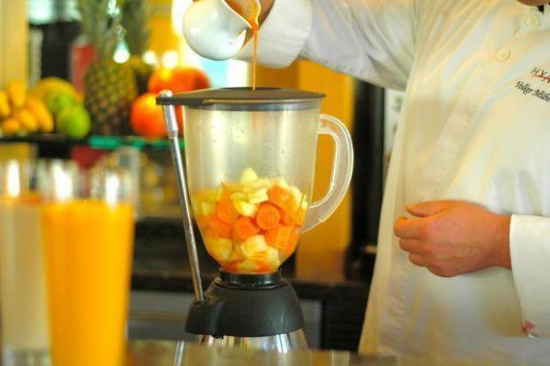 Przepis  przepisy na smoothie (4 porcje)