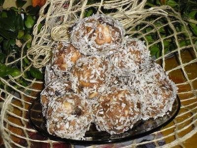 Ciasteczka ziemniaczki z procentem