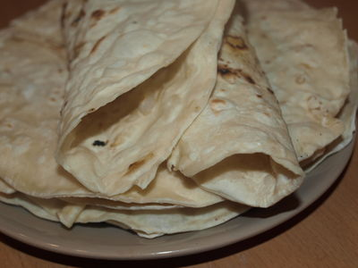 Placki tortilla