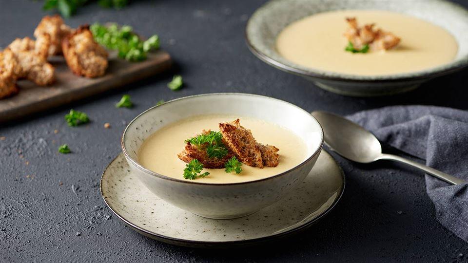 Zupa Serowo Cebulowa Przepis Kuchnia Lidla