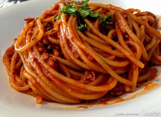Klasyczne spaghetti
