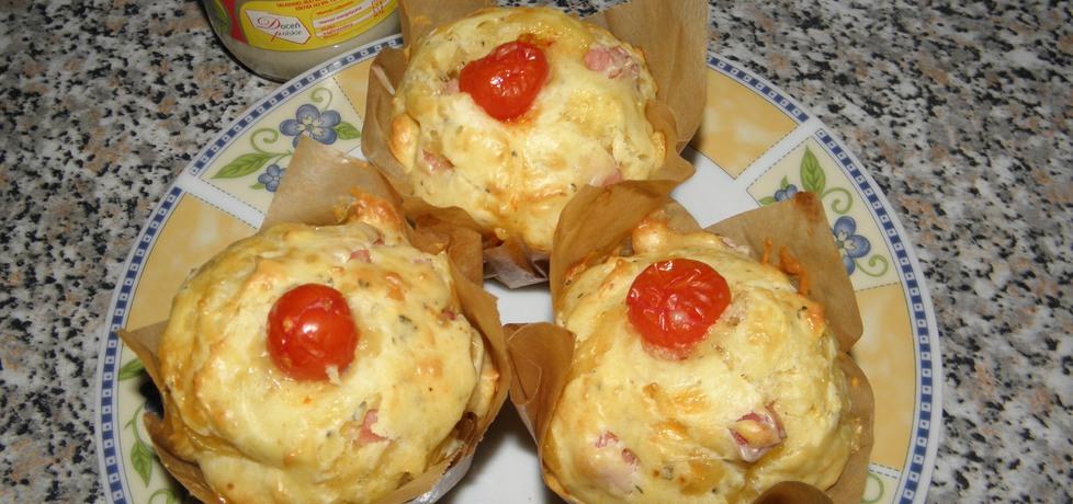 Wytrawne muffinki z majonezem (autor: natalija)