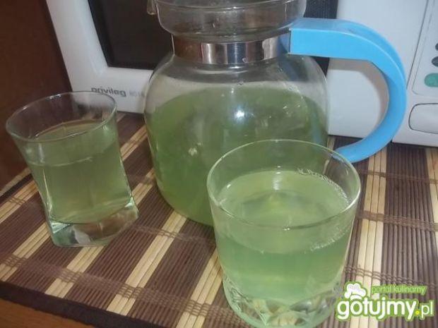 Przepis  galaretkowy napój agrestowo-cytrynowy przepis