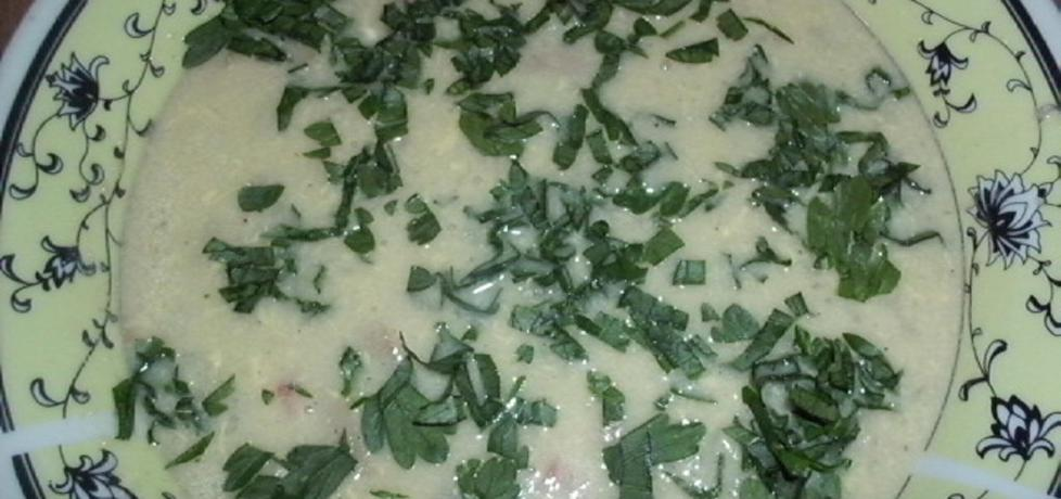 Zupa kalafiorowo-pieczarkowa (autor: renataj)