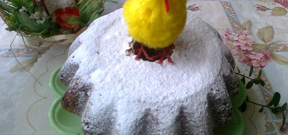 Wielkanocna babka z cytrynową nutą (autor: katarzyna59 ...
