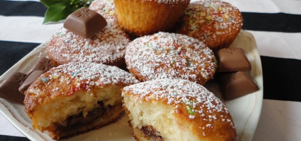 Muffinki z czekoladą (autor: klorus)