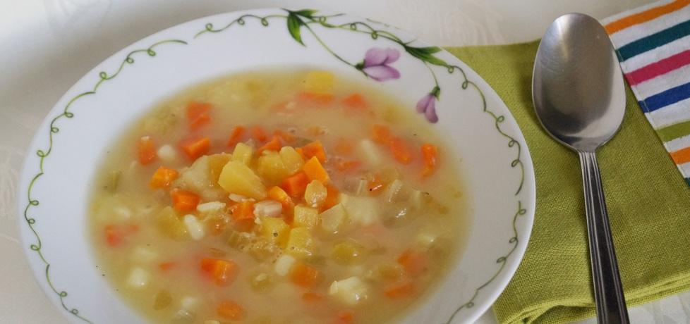 Zupa jarzynowa z czerwoną soczewicą (autor: alexm ...