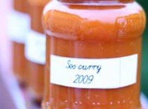 Sos curry do kanapek  prosty przepis i składniki