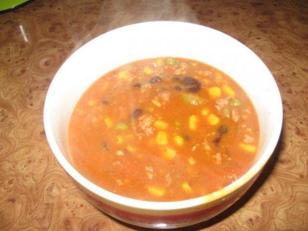 Przepis  zupa meksykańska betti przepis