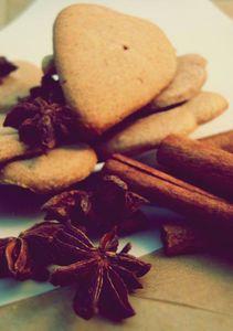 Bezglutenowe ciasteczka cynamonowo