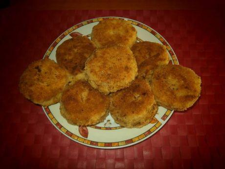 Przepis  kotlety z ziemniaków i z kiszonej kapusty przepis