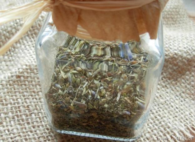 Herbes de provence(zioła prowansalskie)