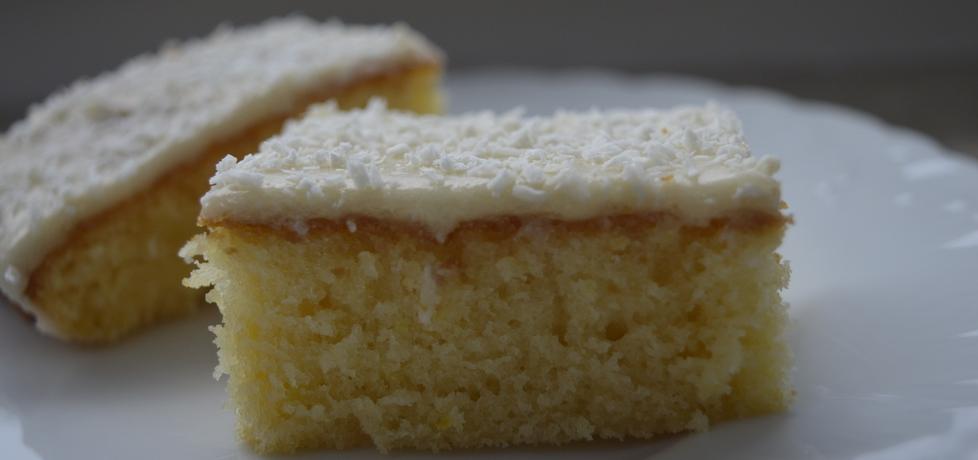 Łatwe ciasto cytrynowe (autor: noninka77)