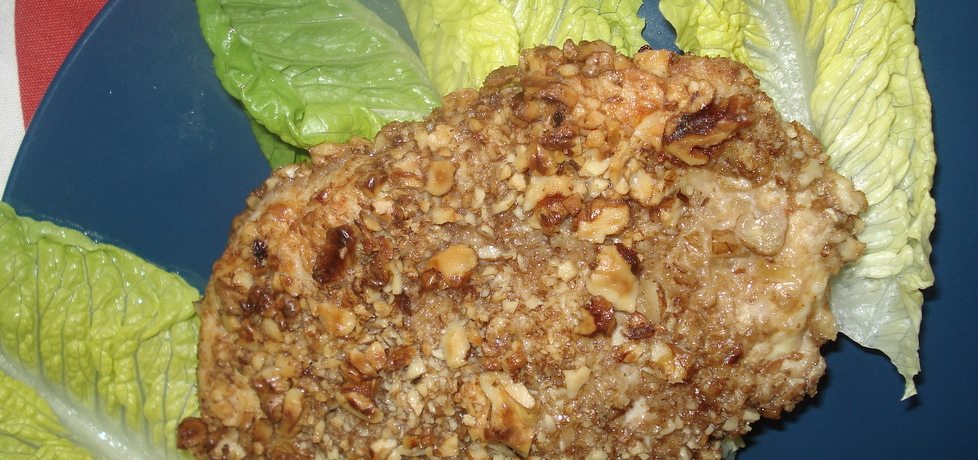 Filet z kurczaka w panierce z orzechów włoskich (autor: norweska20 ...