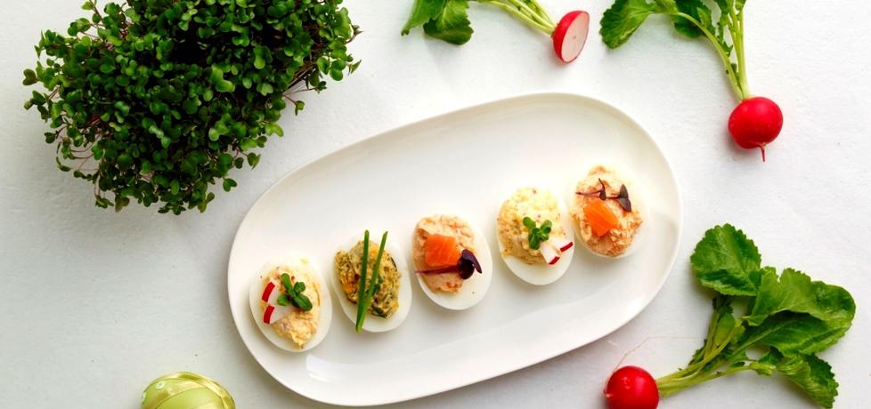 Wielkanoc: warzywne jajka faszerowane (autor: doradca