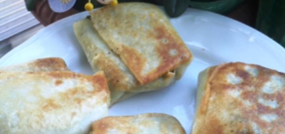 Naleśniki ze szpinakiem i serem feta (autor: mic)