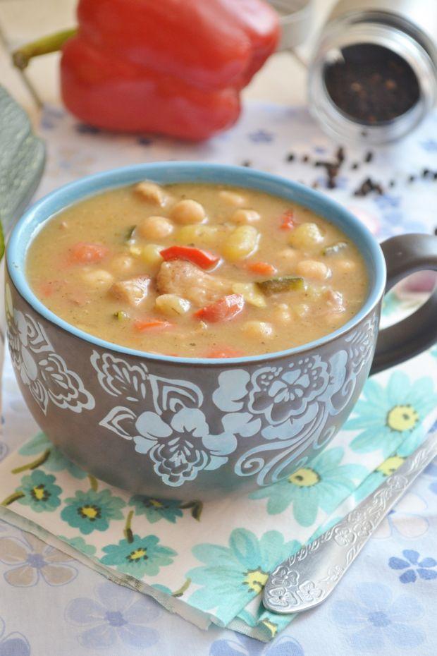 Przepis  zupa gulaszowa z soczewicą przepis