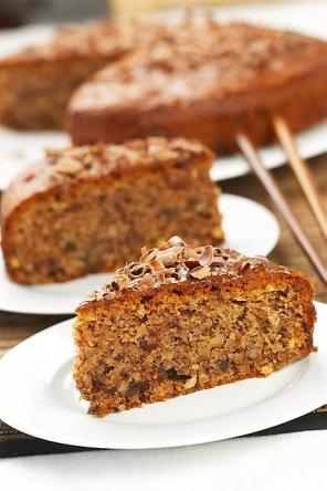 Tort karlsbadzki cynamonowy  prosty przepis i składniki