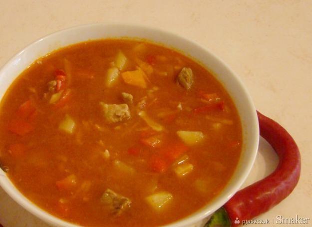 Zupa świętego mikołaja