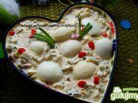 Jajka w sosie chrzanowym. przepis na dobre jajka w sosie ...