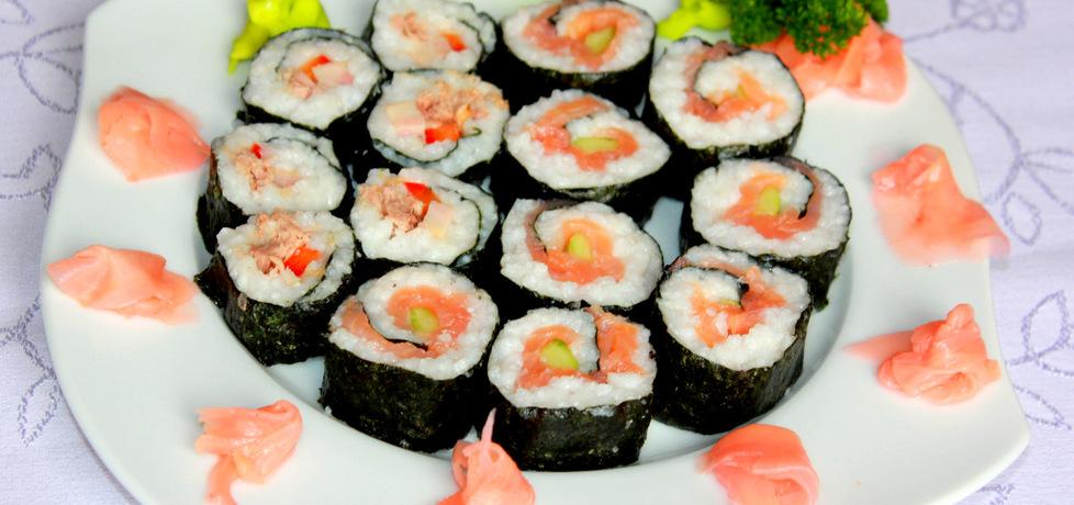 Domowe sushi (autor: iskierka.ag)