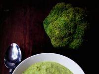Przepis  ekspresowa zupa brokułowa przepis