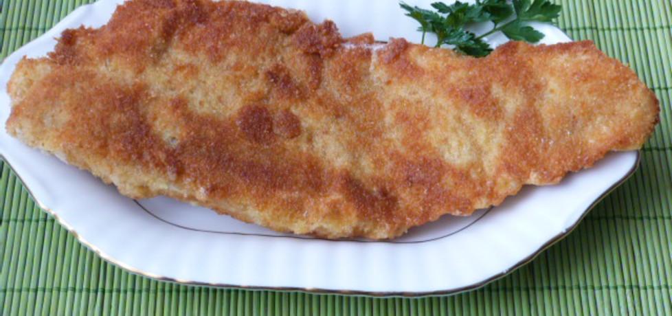 Filety z morszczuka w panierce z serem (autor: renatazet ...