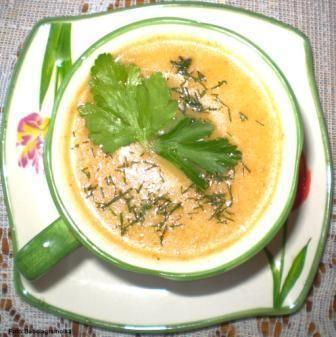 Przepis  zupa jarzynowa-krem: przepis