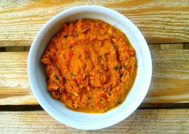 Przepis  domowa pasta curry przepis