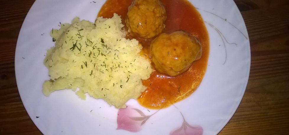 Pomysł na obiad: pulpety w sosie pomidorowym (autor: lis ...
