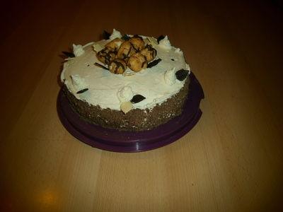 Tort kinder czekolada