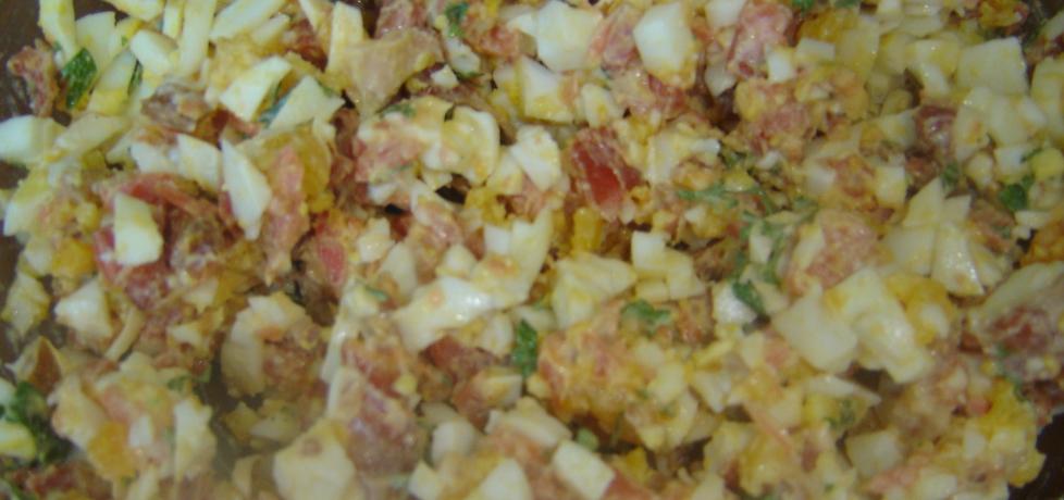 Pasta z brzuszków łososia (autor: marcela)