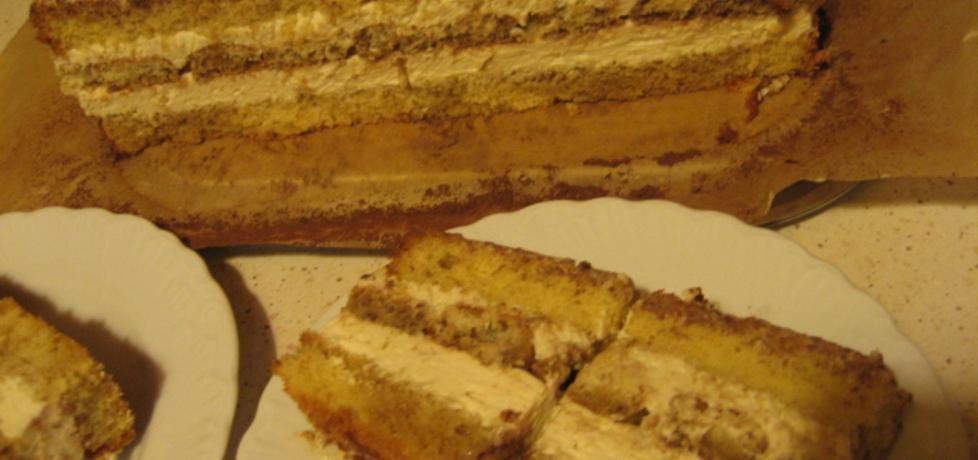 Pyszne ciasto z kremem z mascarpone (autor: aannkaa82 ...