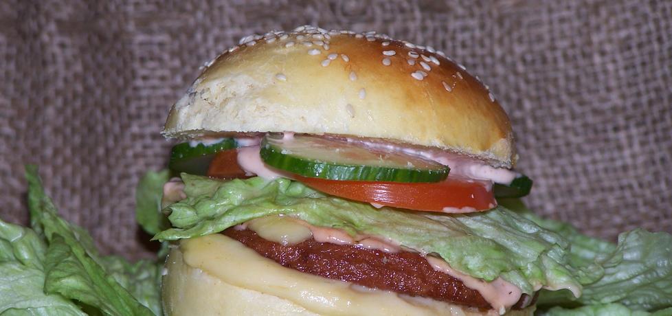 Najlepsze, bo domowe, czyli cheesburgery :) (autor: malinka ...