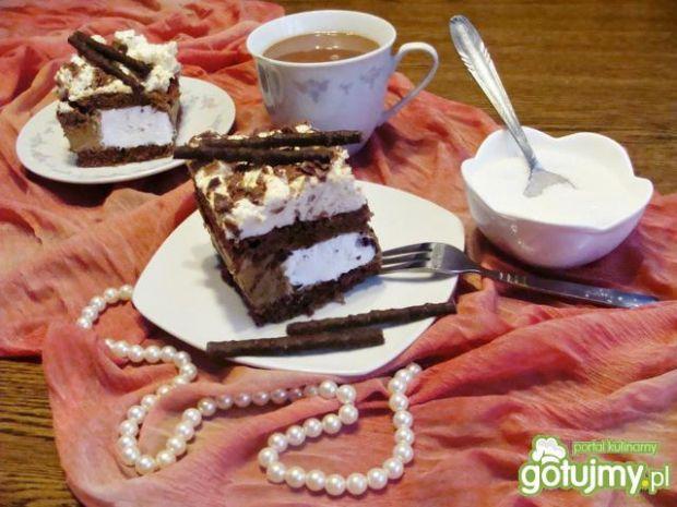 Przepis  ciasto z murzynkami przepis