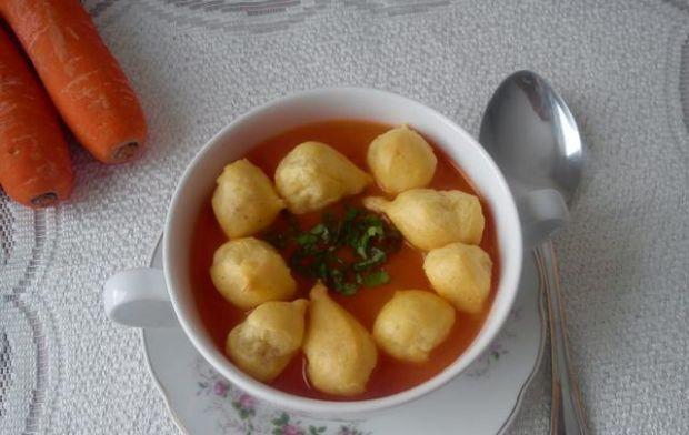 Przepis  zupa  krem z marchewki przepis