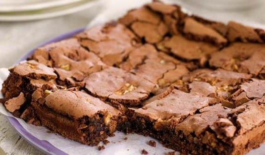 Wykwintne brownie