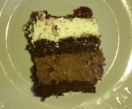 Przepis  ciasto czarny las z wisienkami przepis