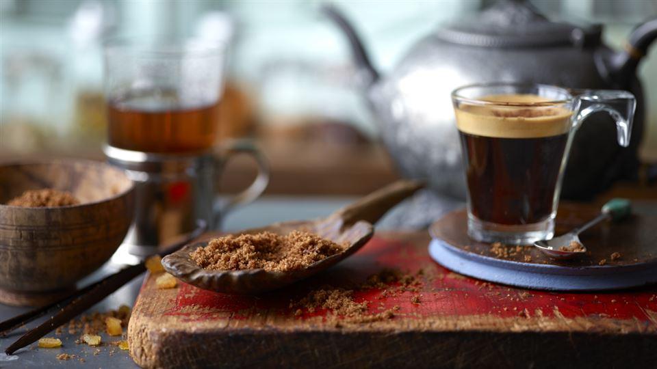 Przepis na mieszankę do kawy i herbaty
