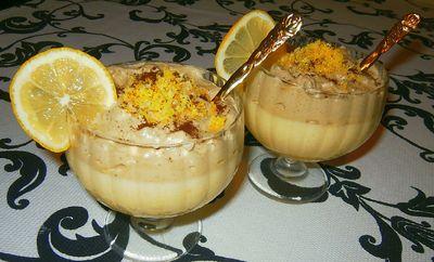 Deser kawowo-rumowo