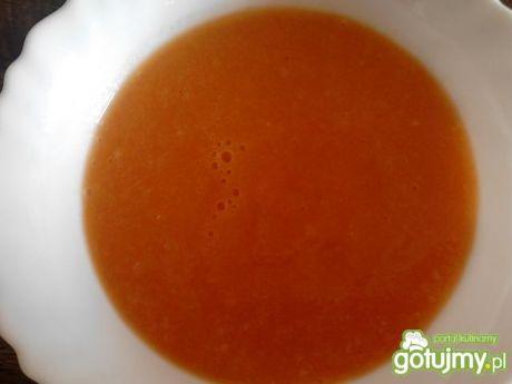 Przepis  kleik ryżowo-marchewkowy przepis