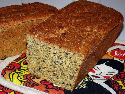 Chleb bezglutenowy 7 ziaren