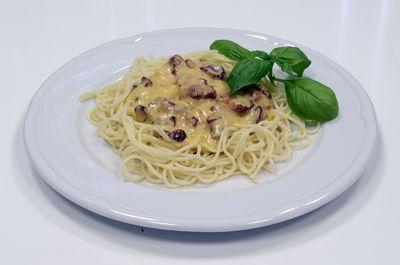 Najlepsze spaghetti carbonara